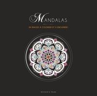 Deedr.fr Mandalas - 24 images à colorier et à encadrer! Image