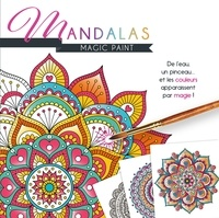 Dessain et Tolra - Mandalas - Avec un pinceau inclus.