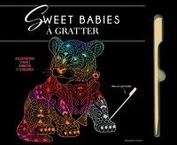 Dessain et Tolra - Sweet babies à gratter - Avec 1 stylet.