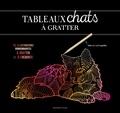 Dessain et Tolra - Tableaux chats à gratter - 6 illustrations ronronnantes à gratter et à encadrer.