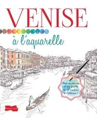 Galabria.be Venise à l'aquarelle - Avec un pinceau et une palette de 12 couleurs Image