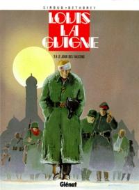Dethorey et  Giroud - Louis la Guigne Tome 4 : Le jour des faucons.
