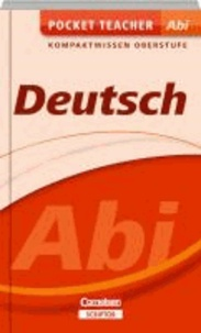 Deutsch Abi Kompaktwissen Oberstufe.