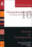 Deutsch als Fremdsprache.