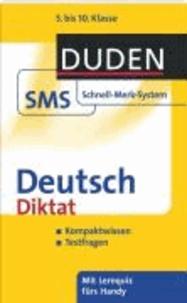 Deutsch Diktat - 5. bis 10. Klasse.