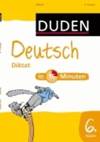 Deedr.fr Deutsch in 15 Minuten - Diktat 6. Klasse Image