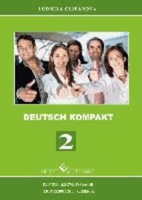 Deutsch Kompakt 2 - Deutsch als Zweitsprache (Muttersprache - Russisch).