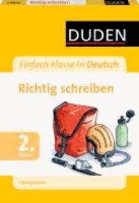 Deutsch - Richtig schreiben 2. Klasse.