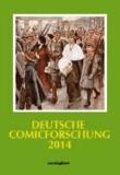 Deutsche Comicforschung 2014.