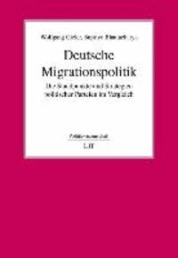 Deutsche Migrationspolitik - Die Standpunkte und Strategien politischer Parteien im Vergleich.
