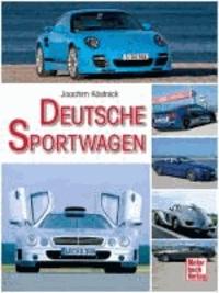 Deutsche Sportwagen.