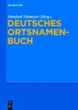 Manfred Niemeyer - Deutsches Ortsnamenbuch.