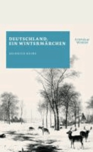Deutschland - Ein Wintermärchen.