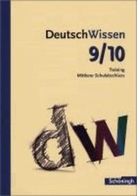 DeutschWissen. Training Mittlerer Schulabschluss.