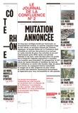 In medias res - Le journal de La Confluence N° 2 : Mutation annoncée.