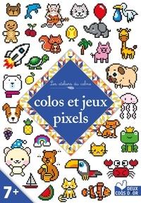 Deux Coqs d'or - Colos et jeux pixels.