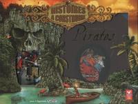 Deux Coqs d'or - Le trésor de l'île aux pirates.