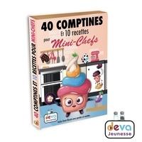 Deva Jeunesse - 40 comptines et 10 recettes pour mini chefs.