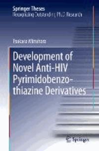 Development of Novel Anti-HIV Pyrimidobenzothiazine Derivatives.