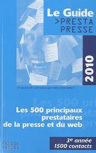 Développement Presse Médias - Le Guide des prestataires de la presse et du web.