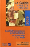 Développement Presse Médias - Le guide des prestataires de la presse - Prestapresse.