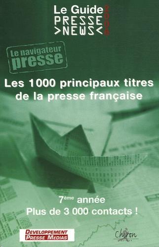 Développement Presse Médias - Le Guide Presse News.