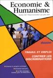 Claude Royon et Patrick Simon - Economie & Humanisme N° 369, Juin-juillet : Travail et emploi - Contrer les discriminations.