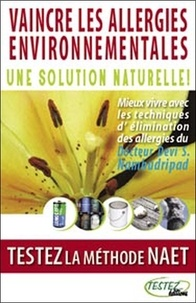 Deedr.fr Vaincre les allergies environnementales - Une solution naturelle! Testez la méthode NAET Image