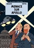 Devig et Philippe Geluck - Les aventures de Scott Leblanc Tome 2 : Menace sur Apollo.