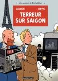 Devig et Philippe Geluck - Les aventures de Scott Leblanc Tome 3 : Terreur sur Saigon.