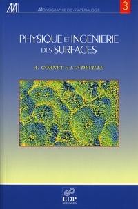 Deville - Physique et ingénierie des surfaces.