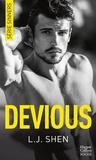 """Devious - Après """"Vicious"""", le tome 2 de la série New Adult à succès """"SINNERS""""."""