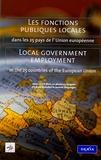 Dexia - Les fonctions publiques locales dans les 25 pays de l'Union européenne. 1 Cédérom