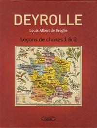 Coffret Deyrolle - Leçons de choses Tome 1 et 2.pdf