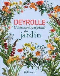 Goodtastepolice.fr Deyrolle, l'almanach perpétuel du jardin Image