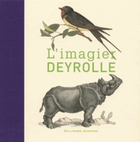 Deyrolle - L'imagier Deyrolle.