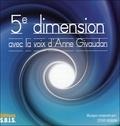 Anne Givaudan - 5e dimension. 1 CD audio