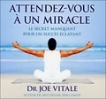 Joe Vitale - Attendez-vous à un miracle. 2 CD audio