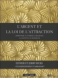 Jerry Hicks - L'argent et la loi d'attraction. 1 CD audio MP3
