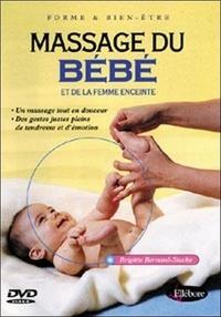 Brigitte Bernard-Stacke - Massage du bébé et de la femme enceinte - DVD Vidéo.