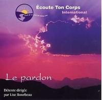 Lise Bourbeau - Pardon. 1 CD audio