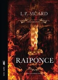 Louis-Pier Sicard - Raiponce. 1 CD audio MP3