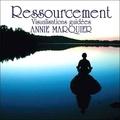 Annie Marquier - Ressourcement - CD audio.