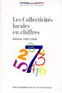 DGCL - Les collectivités locales en chiffres 1997-1998.