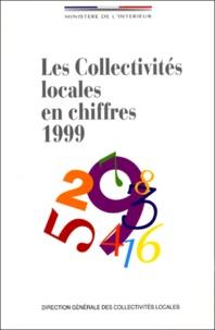 DGCL - Les collectivités locales en chiffres 1999.