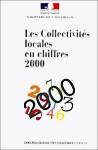 DGCL - Les collectivités locales en chiffres 2000.