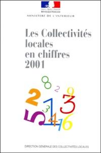 DGCL - Les collectivités locales en chiffres 2001.