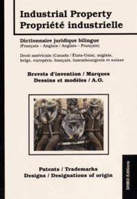 DHB Office - Droit de la propriété industrielle - Dictionnaire bilingue français-anglais et anglais-français.