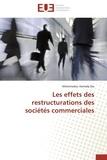 Dia-m - Les effets des restructurations des sociétés commerciales.