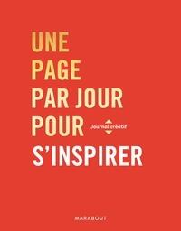 Deedr.fr Une page par jour pour s'inspirer - Journal créatif Image